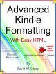 Advanced Kindle Formatting