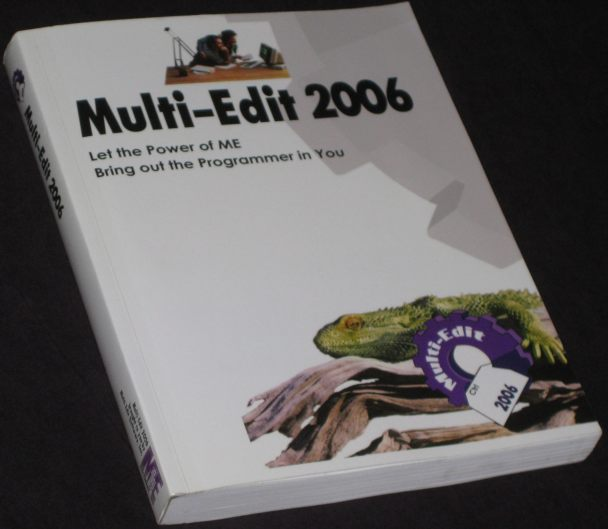 Multi-Edit 2006 User's Guide